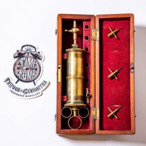 Brass Asperator Syringe