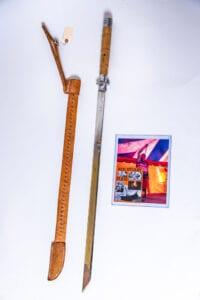 Sword Swallowing Set