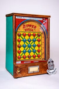 Zipper Skill Antique Game