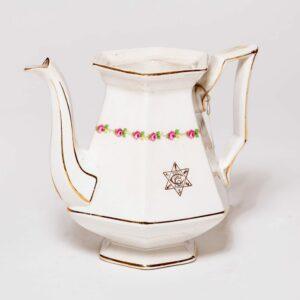 Masonic Teapot