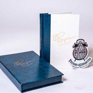 Signed OJ Simpson Book