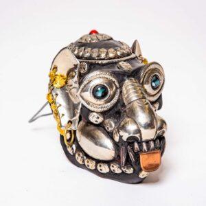 Tibetan Monkey Skull
