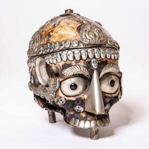 Tibetan Human Skull