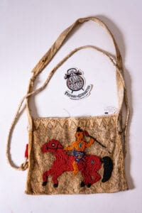 Sumba Bark Hand Bag