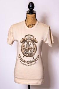 Tan Time Bomb T-Shirt