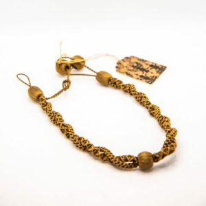 Human Hair Bracelet
