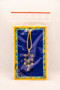Tree of Life Pendant w/ Ten 24K Gold Plated Magnets