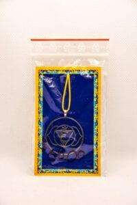 Throat Chakra Pendant