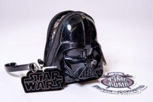 Darth Vader Black 3D Crossbody