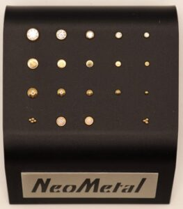 Neometal 14K Yellow Gold Basics