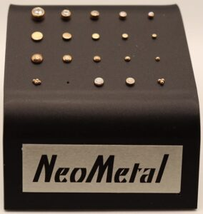 Neometal 14K Rose Gold Basics