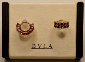 BVLA 14k Rose Gold 16g 5/16″ Hydra & Talus Cuff